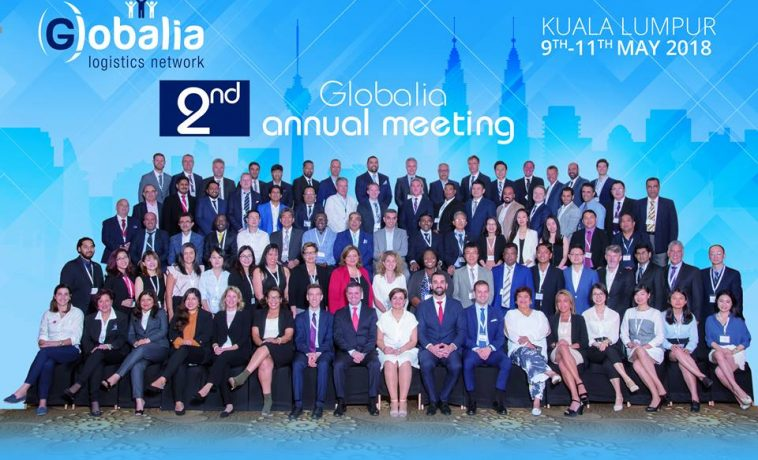 Globalia Logistics Network's 2nd Annual Meeting